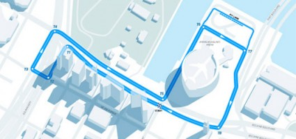 miami eprix circuit map