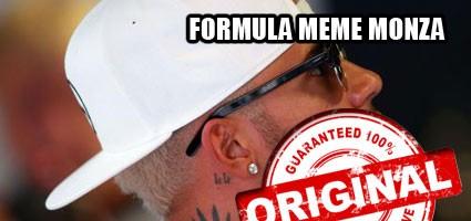 Formula Meme Monza
