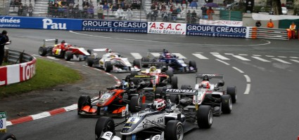 FIA Formula 3 European Championship 2016, round 3, race 2, Pau (FRA)