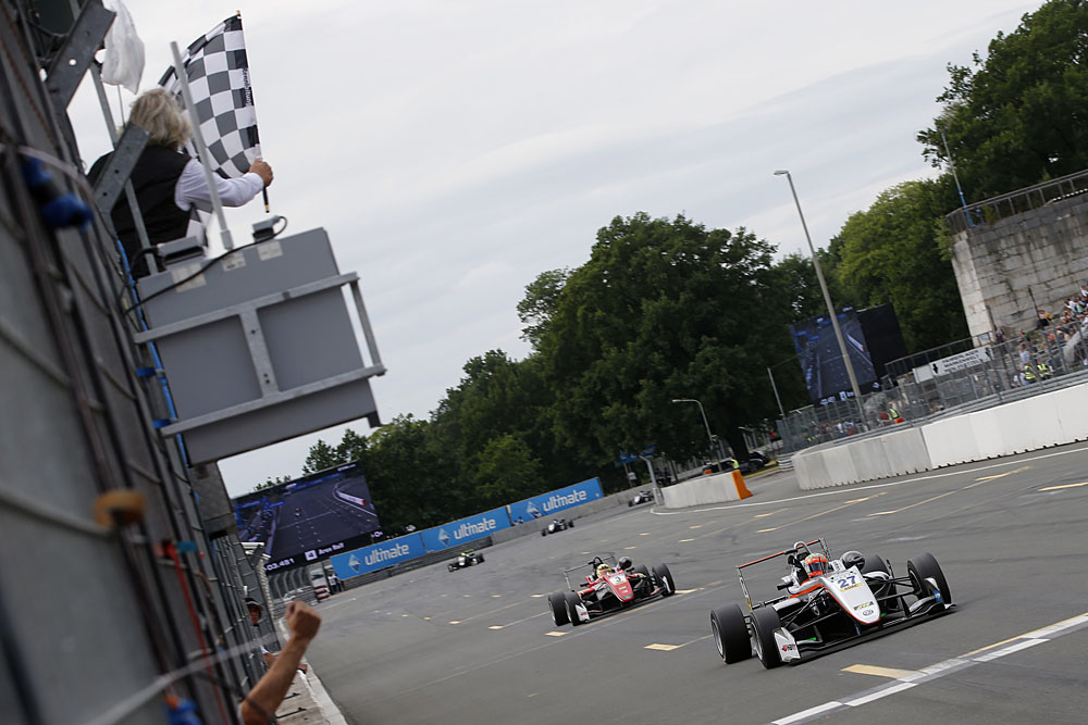 FIA Formula 3 European Championship 2017, round 5, race 3, Norisring (DEU)