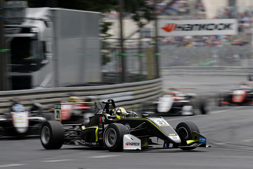 FIA Formula 3 European Championship 2017, round 5, race 2, Norisring (DEU)