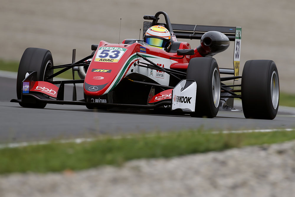 FIA Formula 3 European Championship 2017, round 7, Zandvoort (NED)