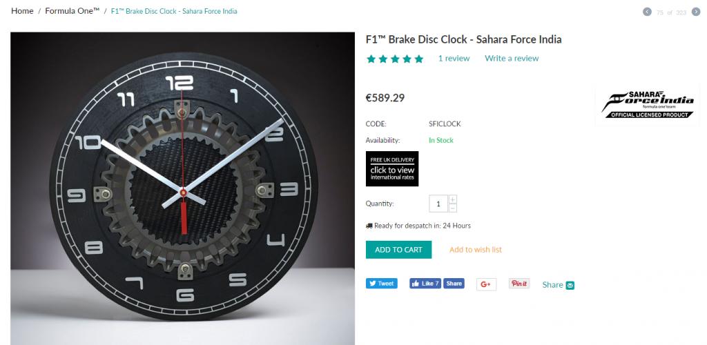 memento orologio