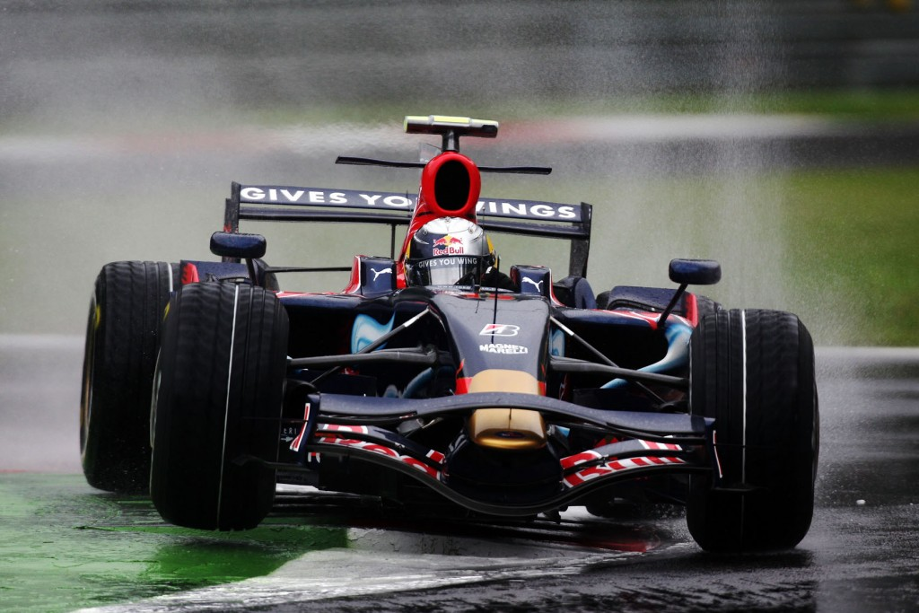 Italian Formula One Grand Prix: Qualifying