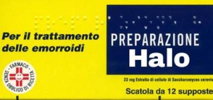 preparazione Halo