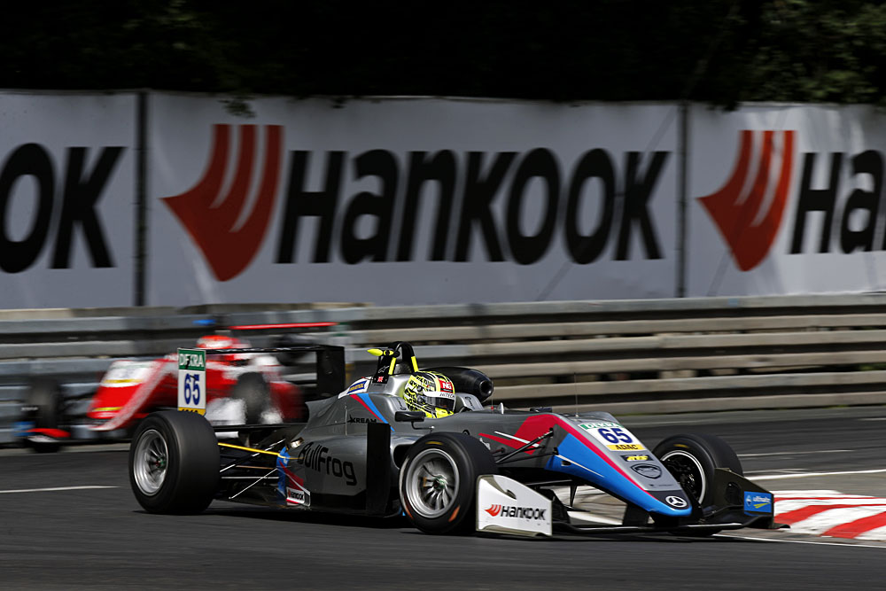 FIA Formula 3 European Championship 2018, round 3, race 2, Norisring (DEU)