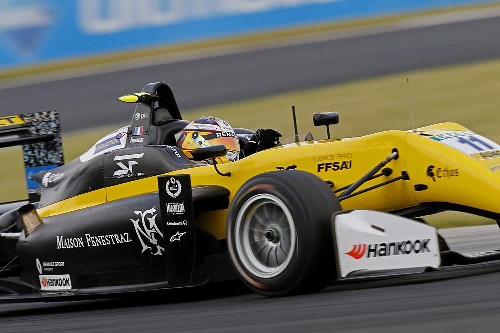 FIA Formula 3 European Championship 2018, round 2, race 3, Hungaroring (HUN)