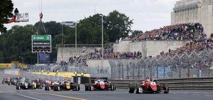 FIA Formula 3 European Championship 2018, round 3, race 1, Norisring (DEU)