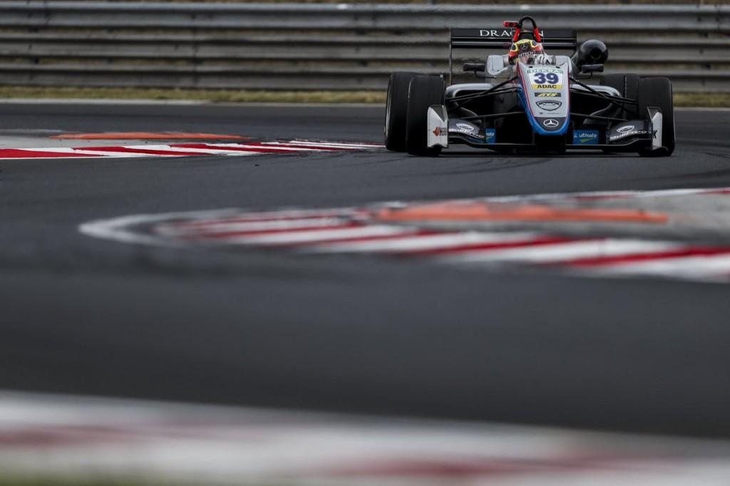 palou f3 hungaroring 2018