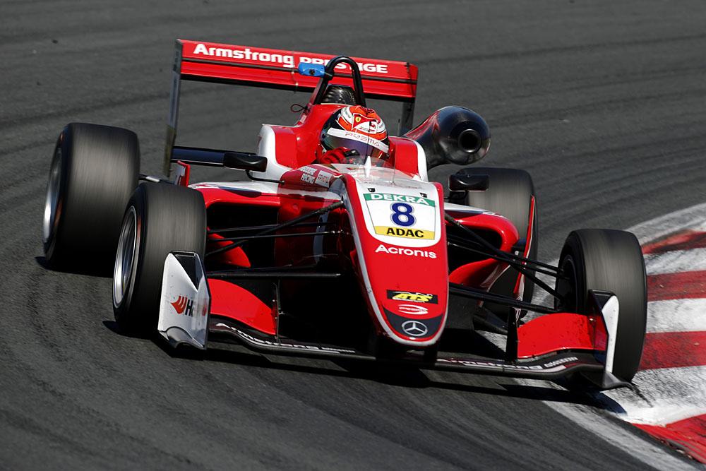 FIA Formula 3 European Championship 2018, round 4, race 2, Zandvoort (NED)