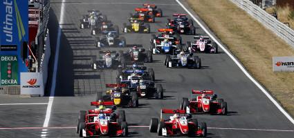 FIA Formula 3 European Championship 2018, round 4, race 1, Zandvoort (NED)