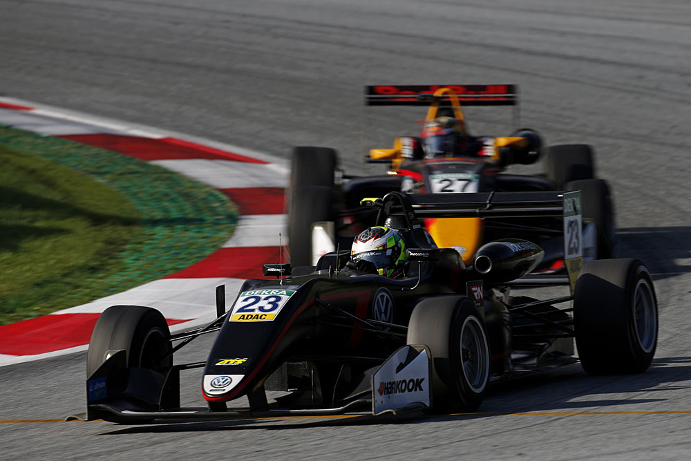 FIA Formula 3 European Championship 2018, round 9, race 3, Red Bull Ring (AUT)