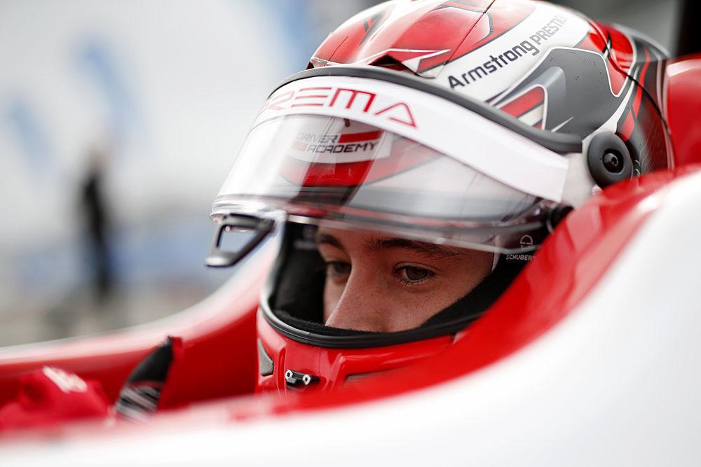 FIA Formula 3 European Championship 2018, round 8, Nürburgring (DEU)
